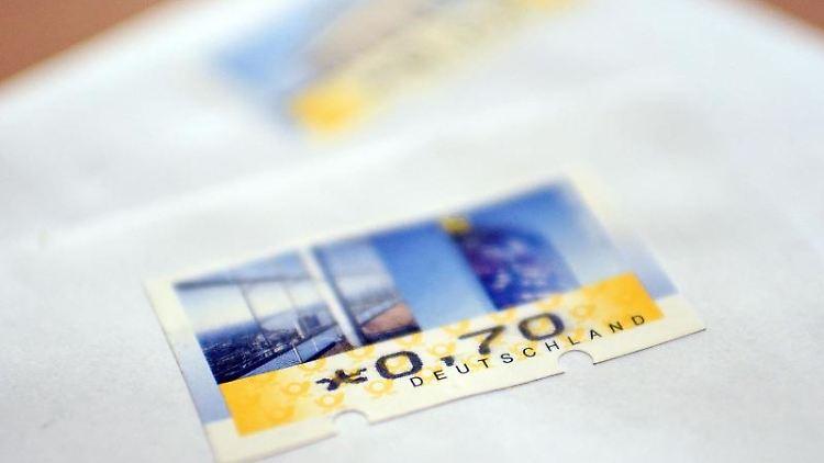 Erhöhung Erst Ab Sommer Briefporto Wird Noch Teurer Als Angenommen