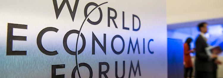 2.500 Teilnehmer werden in Davos erwartet.