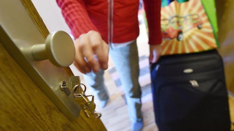 Vorsicht bei Untermiete: Wer einfach so an Touristen vermietet, hat rechtlich keine guten Karten. Foto: Jens Kalaene