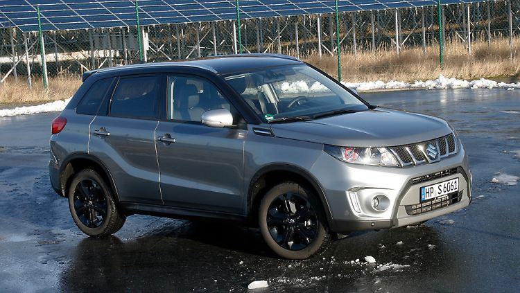 Suzuki Vitara Mängel – transport