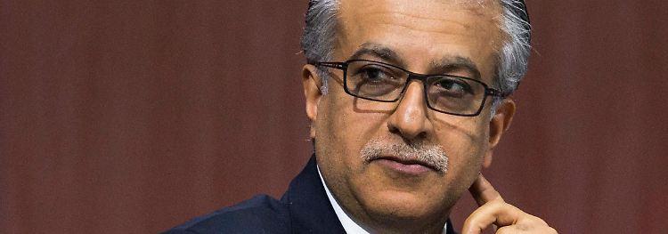 Thema: Scheich Salman bin Ibrahim Al Chalifa
