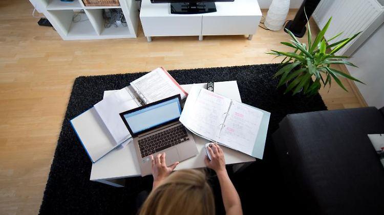 In Deutschland hat der Arbeitgeber in Sachen Home-Office ein Mitspracherecht. Foto: Daniel Naupold