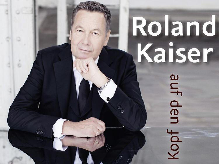 Mit Roland Kaiser geht's ins Bett: