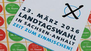 Thema: Landtagswahlen Sachsen-Anhalt