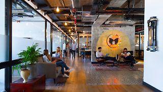 Club der Kreativen: In Tel Aviv bietet Mindspace bereits Arbeitsplätzen an.