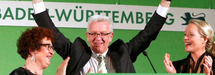 Thema: Landtagswahlen Baden-Württemberg