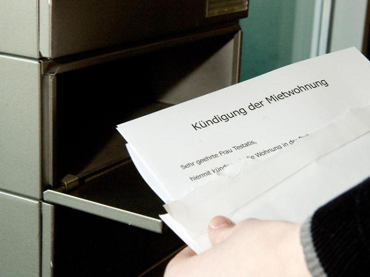 Vermieter Macht Ernst Fristlose Kundigung Kann Verhindert Werden