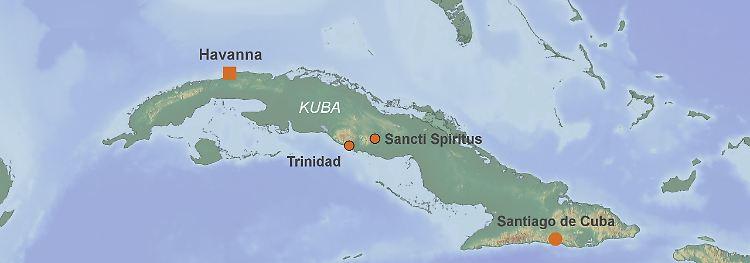 Havanna Kuba Karte.Touristen Aus Deutschland An Bord Reisebus Verunglückt Auf Kuba N