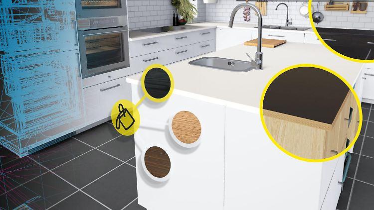 Vr App Fur Htc Vive Ikea Kuchen Erobern Virtuelle Realitat N Tv De