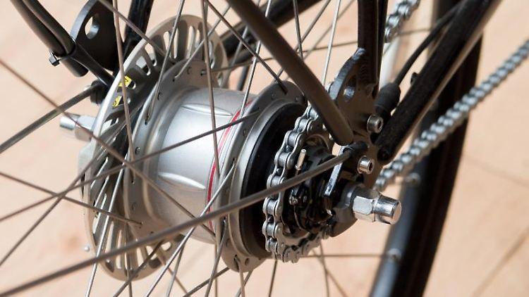 Neue Lichtspiele Am Fahrrad Nicht Jeder Spaß Am Rad Ist Erlaubt N