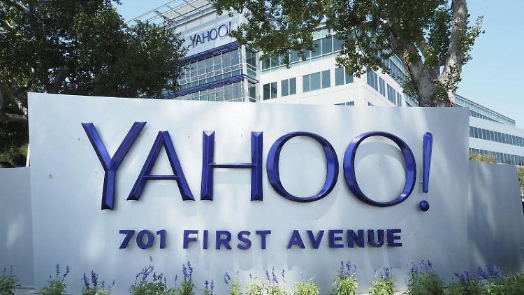 Blick auf das Yahoo!-Hauptquartier im kalifornischen Sunnyvale.Foto: John G. Mabanglo