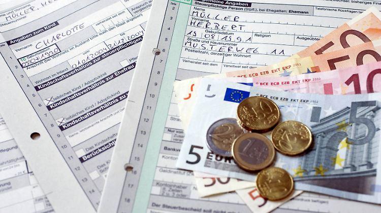 Erben In Der Pflicht Steuererklärung Für Verstorbenen N Tvde