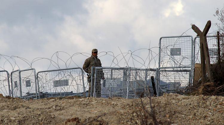 Türkei Schießt Auf Flüchtlinge