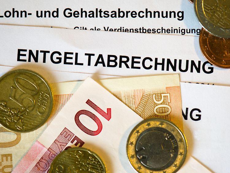 Warnsignal An Arbeitgeber 40 Euro Bei Verspäteter Lohnzahlung N Tvde