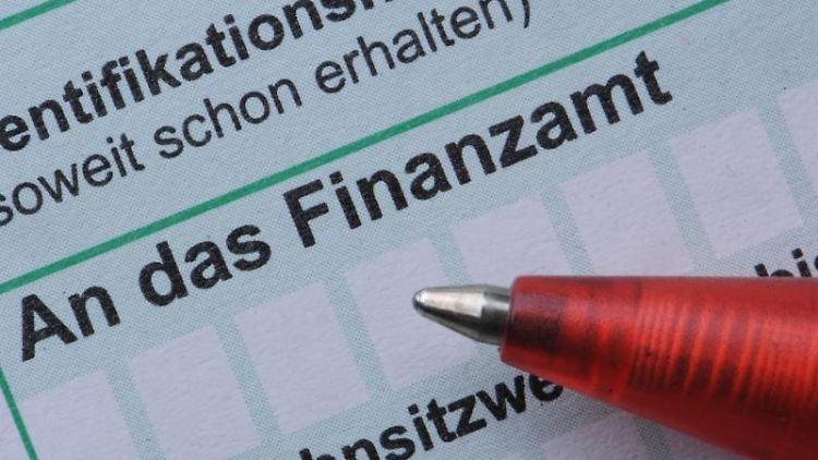 Keine Panik Steuererklärung Frist Verpennt Was Nun N Tvde