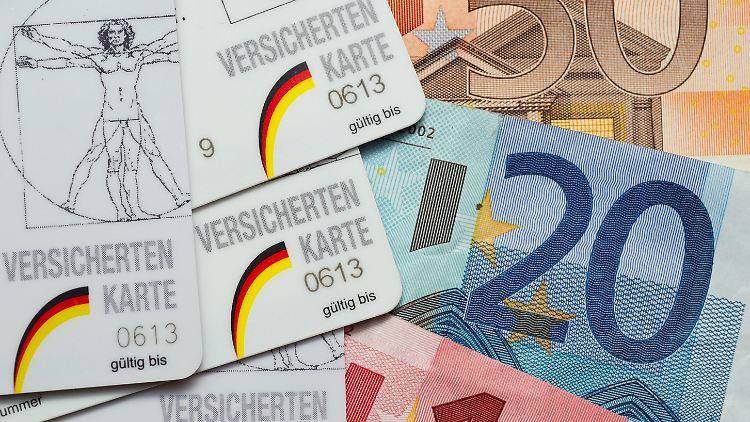 Ein Anstieg um 0,3 Prozentpunkte bedeuten bei einem Monatsbruttoeinkommen von 2000 Euro gut 6 Euro mehr.