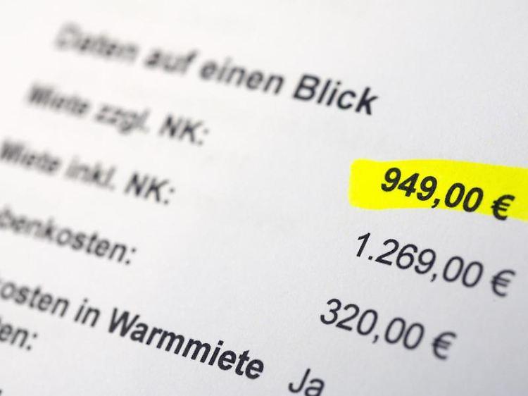 Nebenkosten steuerlich absetzen: Paare können Höchstbetrag