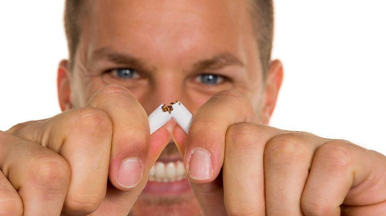 Rauchen aufhören ohne zuzunehmen?