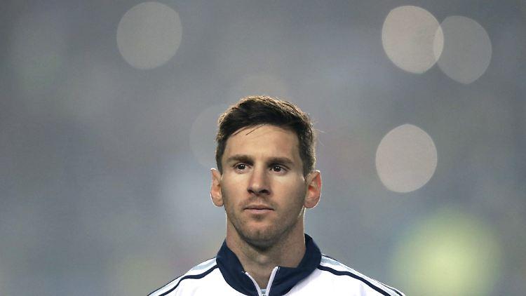 Lionel Messi ist das Zugpferd der Copa América - trotz Steuer-Skandal.