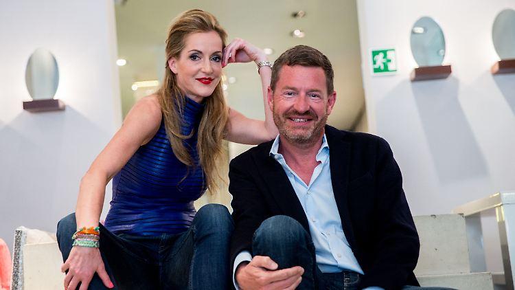 Das Muss Liebe Sein Und Wehe Nicht Katja Kessler Bleibt Für Die Ehe