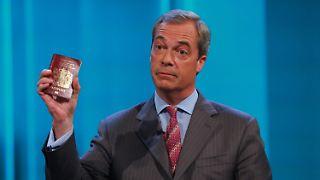 Themenseiten: Nigel Farage