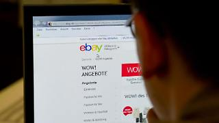 Professionelle «Abbruchjäger» sind die schwarzen Schafe auf Ebay. Sie steigern in Auktionen mit, um hinterher Schadenersatz einzuklagen. Mit dieser Masche kommen sie oft genug durch. Foto: Inga Kjer