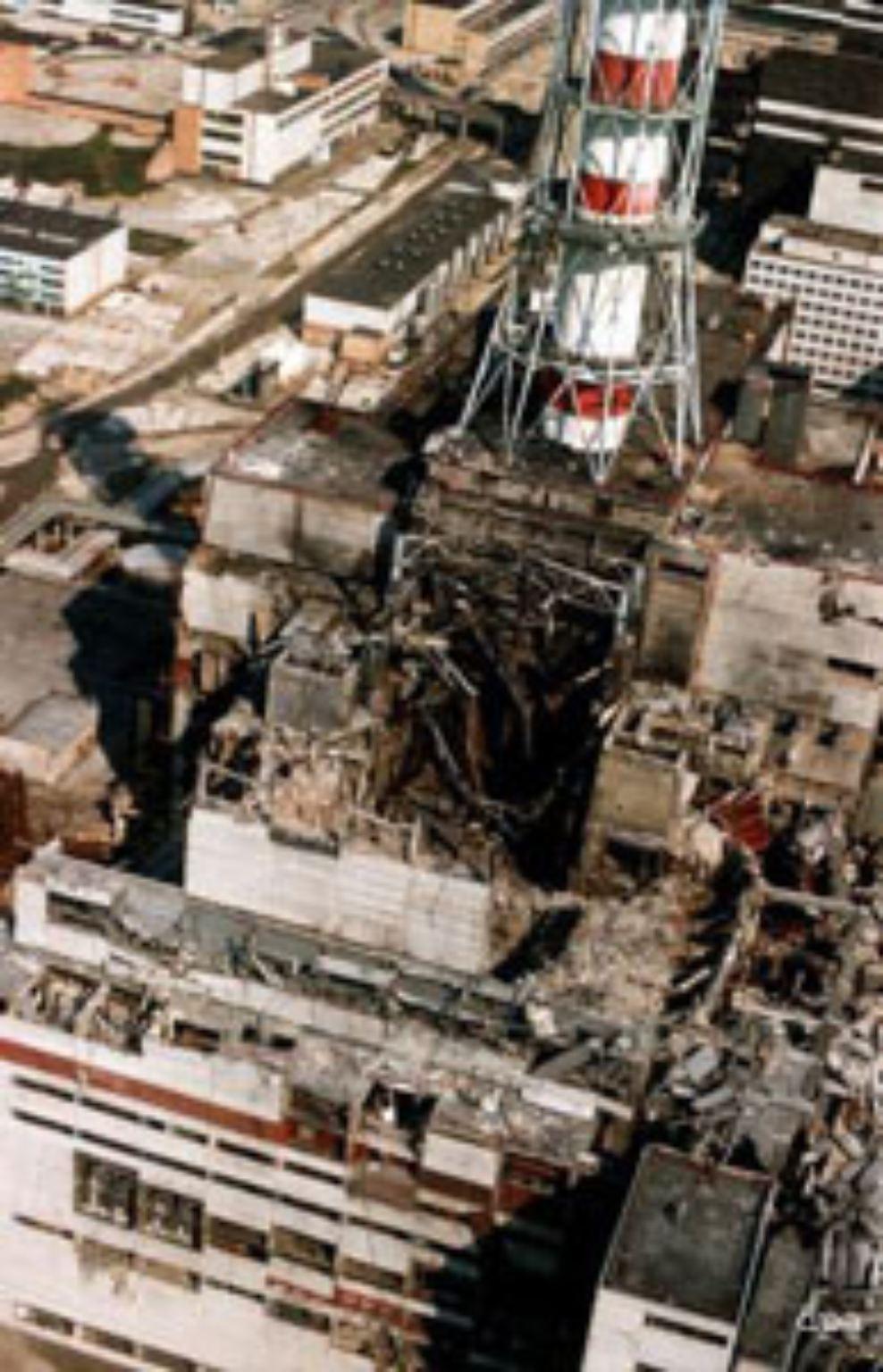Tschernobyl: Mein Schwager wurde 1986 entsandt, um den