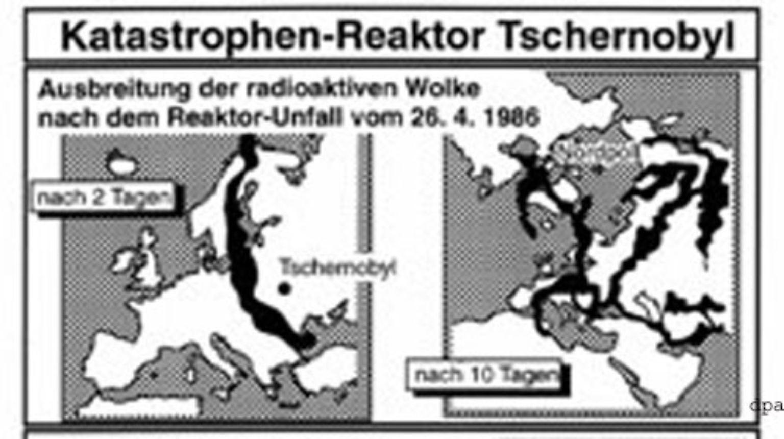 Tschernobyl: Der Super-GAU - n-tv.de