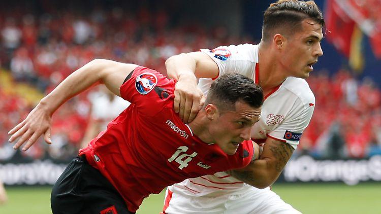 Mannschaft Albanien