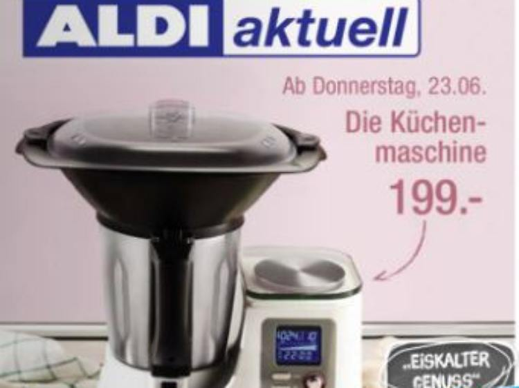 Ab 23. Juni bei Aldi Nord: Thermomix-Klon für knapp 200 Euro ...