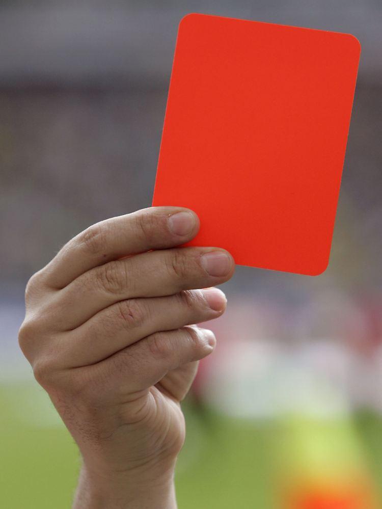 Bfv Rote Karte Sperre