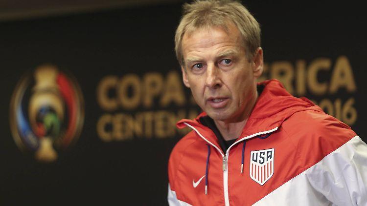 Copa America Klinsmann Will Kleines Finale Gewinnen N Tvde