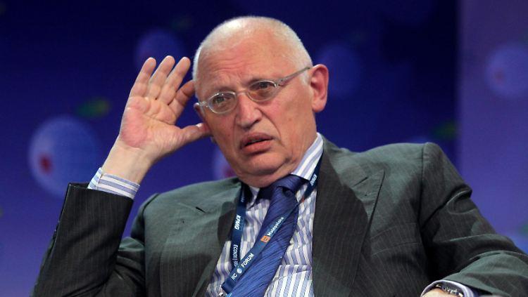 Günter Verheugen Lippen