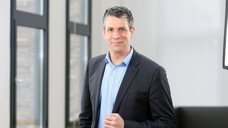 Der n-tv Wetterexperte Björn Alexander