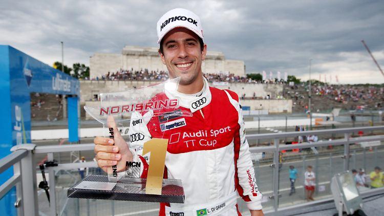 Audi TT-Cup Lucas di Grassi