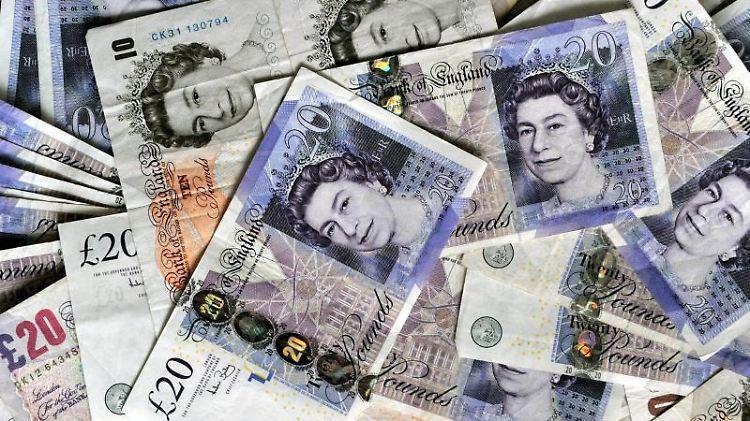 Wer in britische Fonds investiert hat, muss sich zunächst keine Sorgen machen - nach dem Brexit ändert sich erst einmal nichts. Foto: EPA/Andy Rain