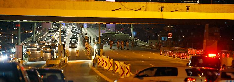 Themenseite: Putschversuch in der Türkei
