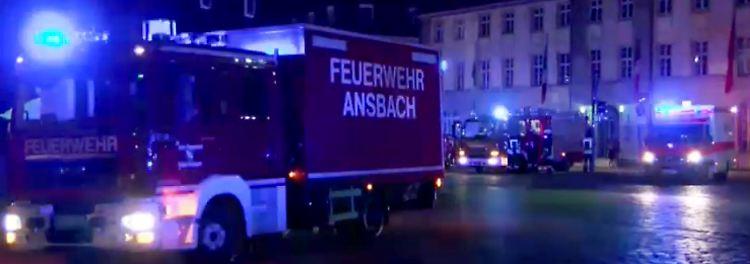 News zum Thema: Bombenanschlag von Ansbach