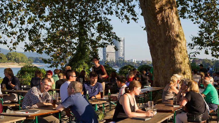Hippe Locations Am Rhein So Angesagt Ist Das Beschauliche Bonn N