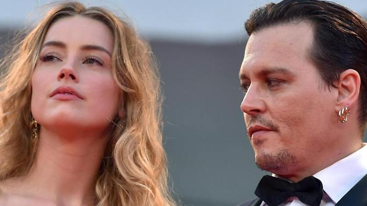 Johnny Depp und Amber Heard haben sich außergerichtlich geeinigt. Foto:Ettore Ferrari