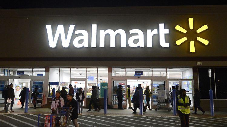 Shopping Riese Schwächelt Wal Mart Schluckt Boomendes Start Up N