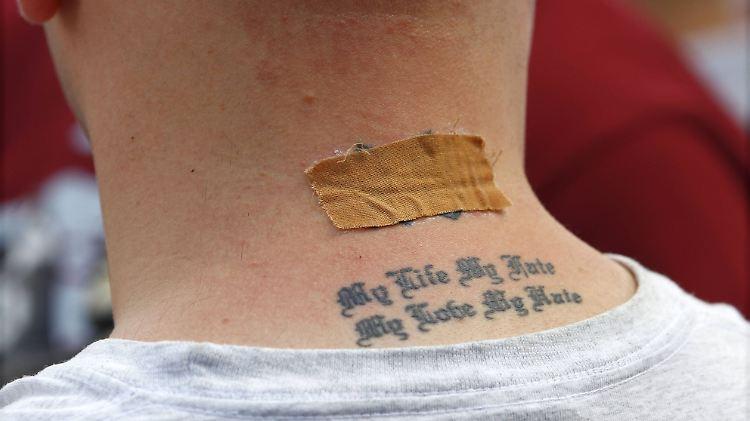 Heikle Tattoos Welche Motive Sind Verboten N Tvde