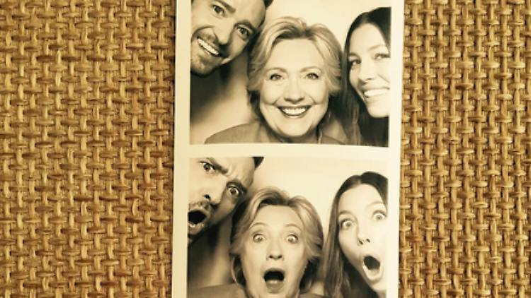 selfie hillary.PNG