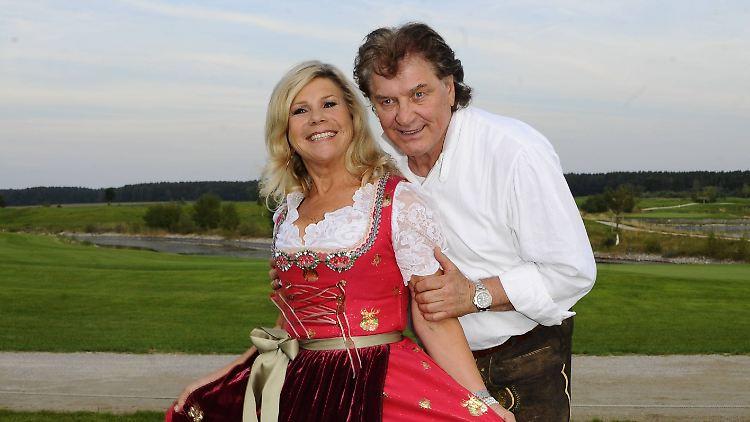 Volksmusiker Machen Ehe Komplett Marianne Und Michael Treten Vor