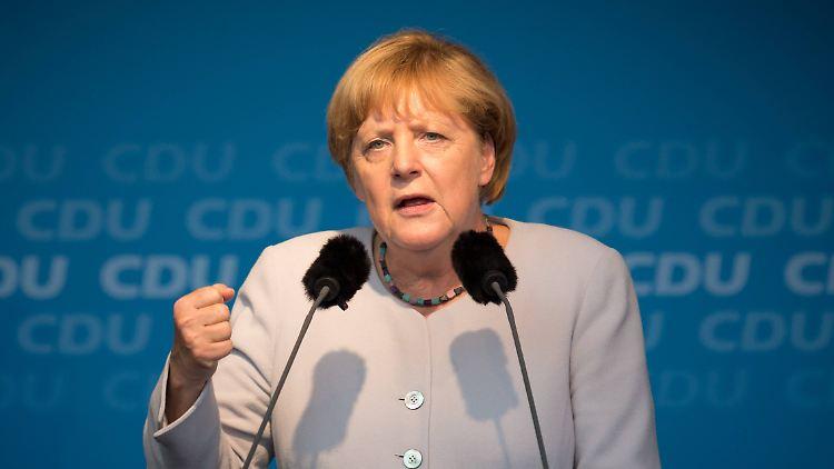Wir Schaffen Das Merkel Mag Ihr Zitat Nicht Mehr So N Tvde