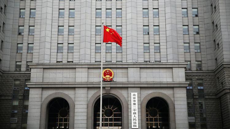 Seit Präsident Xi Jinping an der Macht ist, sind Festnahmen und Haftstrafen für Regimegegner keine Seltenheit.