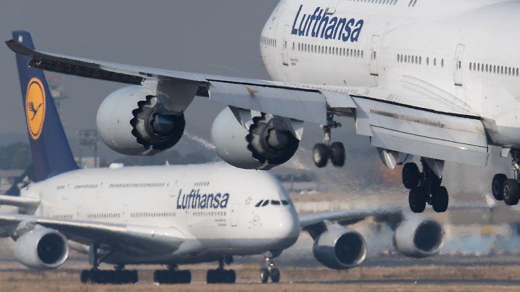Lufthansa Aktien Kurs