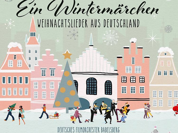 Deutsche Kinder Weihnachtslieder.Weihnachtslieder Aus Deutschland Ein Wintermärchen Klingt Wie Im