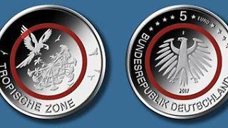 Fünf Euro Münzen Boom So Viel Ist Blauer Planet Erde Jetzt Wert