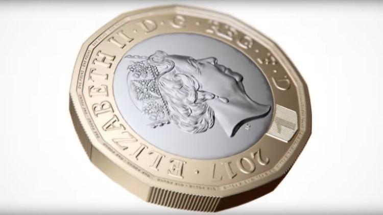 Neues Design Für Das Pfund Briten Geld Bekommt Im März Ein Lifting